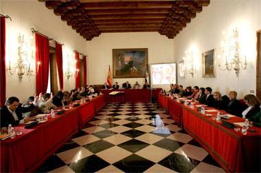 Tovar dice que la Diputación de Cáceres ha aprobado los mejores presupuestos de su historia para el 2009