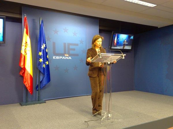 La ministra Elena Espinosa se congratula del acuerdo alcanzado en Europa en la Política Agrícola Común