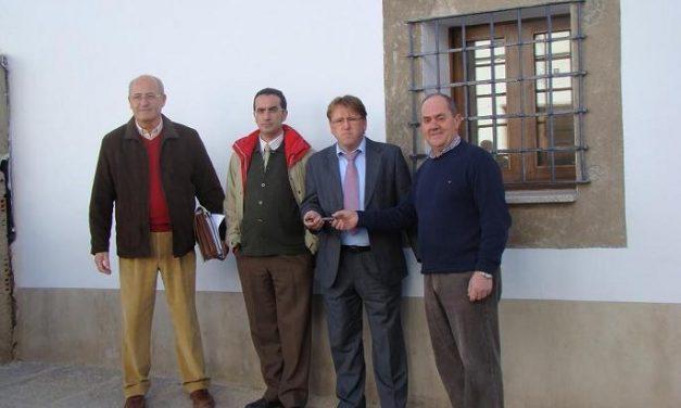 El Centro Nacional de Documentación de Vías Pecuarias de Malpartida de Cáceres estará listo este año