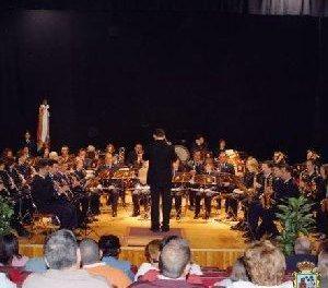 Conmemoran a Santa Cecilia, patrona de la música, con la actuación de varios conciertos en Almendralejo
