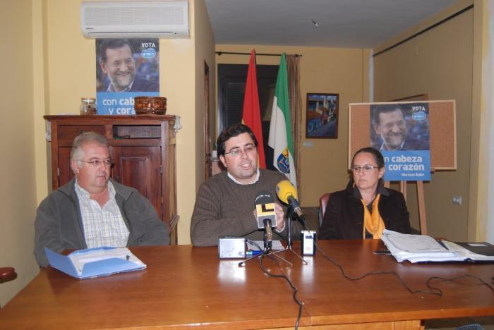 El PP de Trujillo pide medidas para revitalizar la feria agroganadera y critican el declive del certamen