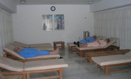 Los vecinos de Baños están preocupados ante la reducción de plazas para el Imserso en el balneario