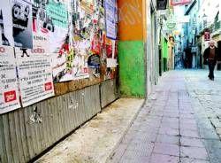 Los hosteleros y los vecinos demandan que haya más limpieza en la calle Patalón en Plasencia