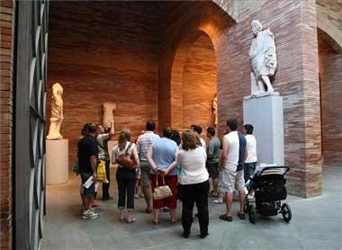El Gobierno retrasa al año 2010 la obra del Palacio de Justicia y de los museos romano y visigodo en Mérida