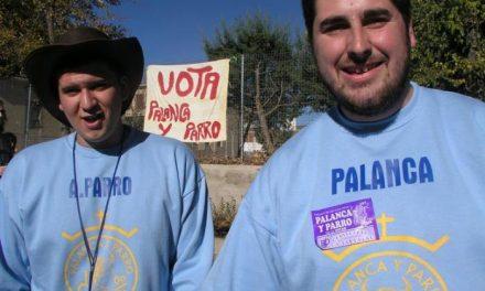 Álvaro Clemente y Alberto Parro, elegidos abanderados de la Juventud Cauriense de San Juan para  el 2009 y 2010