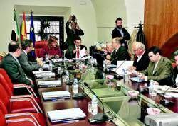 El presupuesto del Consorcio de la Ciudad Monumental en Mérida para 2009 se reduce un 12% respecto del 2008