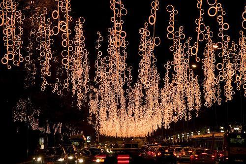 Villanueva de la Serena reducirá el gasto en la iluminación de las calles para las fiestas de Navidad