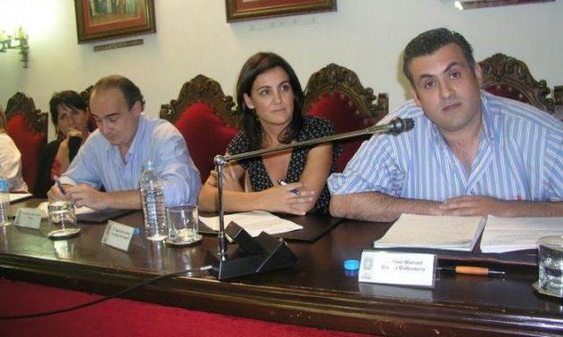 El PP de Coria pide la dimisión del alcalde del PSOE por no respetar la ley en el pliego para privatizar el agua
