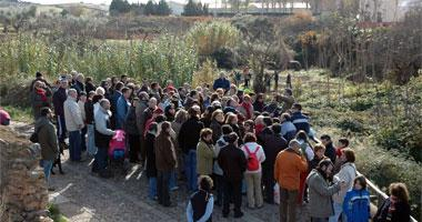 La ciudad de Cáceres redescubre en familia la riqueza histórica en torno a la Ribera del Marco