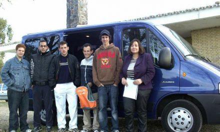 Alumnos de la Escuela Taller Campo Arañuelo amplían su formación en un congreso celebrado en Madrid