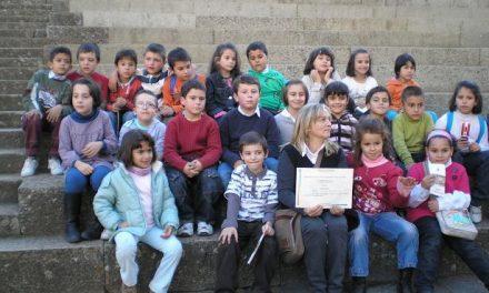 La Consejería de Educación de la Junta premia un trabajo elaborado por el colegio Virgen de Argeme de Coria
