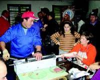 La Asociación de  vecinos de Santiago de Don Benito organiza un encuentro internacional de cocina