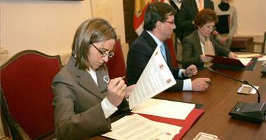 Defensa, Junta y Ayuntamiento de Cáceres firman un protocolo para ceder el cuartel Infanta Isabel