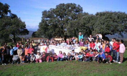 El Ambroz concluye con éxito el XI Otoño Mágico y con la participación de 1.200 personas en la ruta