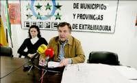El alcalde de San Pedro de Mérida  afirma que la planta de hormigón tiene los permisos correspondientes