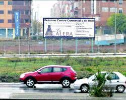 La barriada de Nuevo Cáceres solicita que las instituciones apoyen el centro comercial La Calera