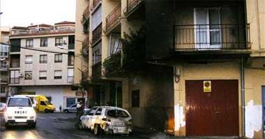 El barrio placentino de Miralvalle pide más vigilancia para acabar con el vandalismo