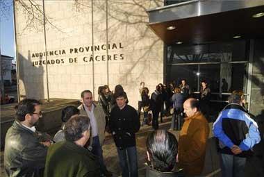 La Junta Extremadura confía en asumir las competencias de Justicia el próximo 1 de enero del 2010
