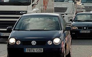 Solo el 10 por ciento de las localidades de Extremadura pueden quitar puntos del carnet de conducir