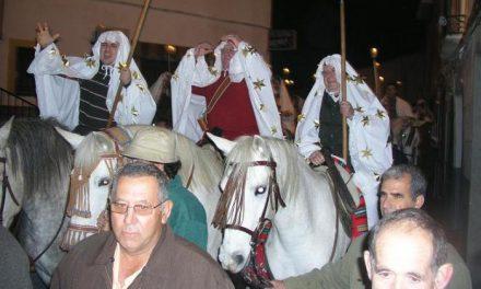 La fiesta de La Encamisá de Torrejoncillo cierra un año dedicado a la Virgen Inmaculada Concepción