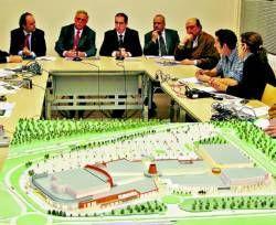 Los proyectos comerciales y logísticos generarán unos 6.500 empleos directos en la ciudad de Badajoz