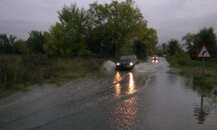 Extremadura y otras seis comunidades autónomas permanecen en alerta por lluvias hasta el jueves