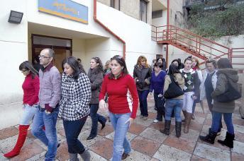Atento despide a 126 trabajadores que se compromete a recolocar antes de agosto