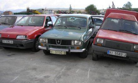 El Ayuntamiento de Plasencia trasladará 200 coches del depósito de Capote al desguace municipal