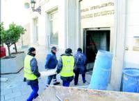 Las obras para albergar el archivo local en Badajoz están previstas que finalicen a principios del año próximo