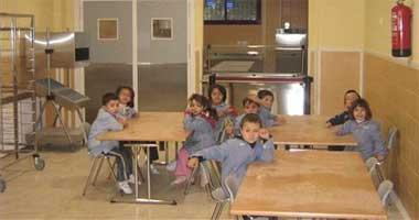 Solo dos comedores escolares de Almendralejo están en marcha después de tres meses de curso