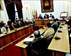 El alcalde de Mérida anima a los empresarios del sector de la construcción a que se impliquen para crear empleo