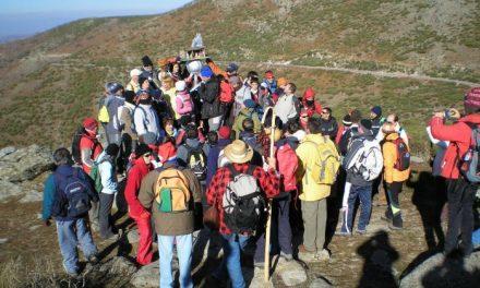 Los senderistas de Sierra de Gata subirán el domingo al monte Jálama para colocar un nacimiento