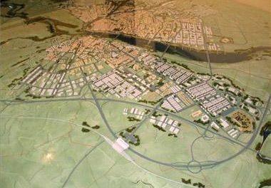 Vara anuncia que la Junta iniciará en enero el estudio previo de la ronda sur en la ciudad de Badajoz
