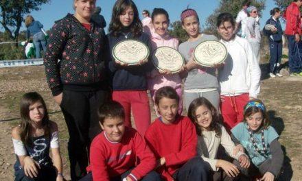 Un grupo de alumnas del Colegio Público Virgen de Argeme se proclama vencedor en Extremadura
