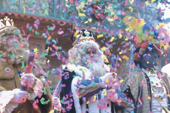 El barrio de Santa Marina en Badajoz recogerá firmas para que la cabalgata de los Reyes Magos vuelva al barrio