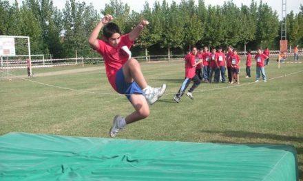 Galisteo reunirá a 500 niños en unas miniolimpiadas de la Mancomunidad Integral Valle del Alagón