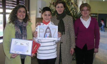 Álvaro Miranda, alumno del colegio Virgen de Argeme, gana el VI Concurso de postales de CSI-CSIF