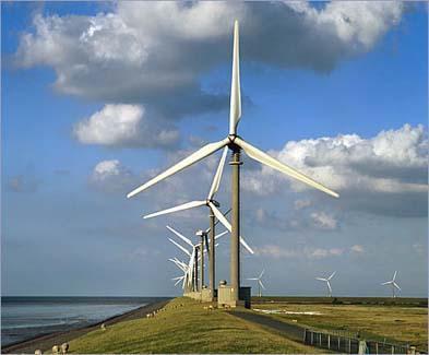 La Junta amplía la potencia eólica a 501 megavatios, 31 Mw más de lo que se fijó en la autorización inicial