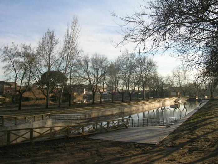 Las obras de la piscina climatizada de Moraleja se iniciarán en el 2009 en la zona del polideportivo