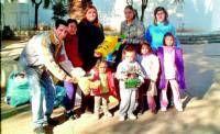 La Asociación de Padres y Madres del colegio de San Roque entrega unos 100 juguetes a Cruz Roja