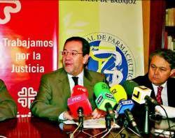 La receta electrónica llegará a las farmacias de la ciudad de Badajoz a partir del próximo mes de marzo
