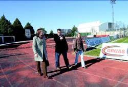 """El Concejal de Deportes de Plasencia afirma que """"no es legal"""" ceder suelo para el campo de fútbol"""
