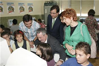 El presidente de la Junta destaca la prevención como la mejor arma contra el consumo de drogas