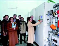El agua potable de la ciudad de Cáceres se empieza a tratar con ozono para mejorar su calidad