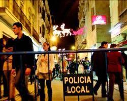 En 81 controles de alcoholemia realizados en la ciudad de Badajoz, sólo dan positivo 6 conductores