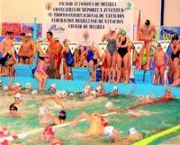 El club local de natación en Almendralejo logra la segunda plaza en el torneo internacional de Melilla