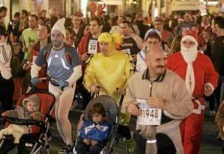 La carrera popular de la San Silvestre de Plasencia espera congregar a unos 200 corredores este año