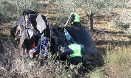 Un joven de 21 años de La Moheda muere en un accidente de coche cerca de Pozuelo de Zarzón