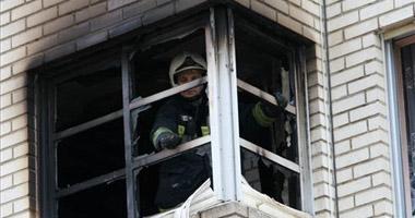 Cinco vecinos de Badajoz resultan intoxicados por inhalación de humo debido al incendio de un edificio
