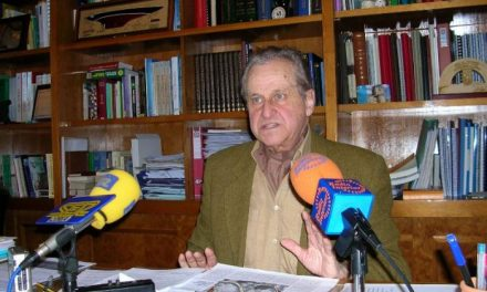 Declara el exalcalde de Coria, Joaquín Hurtado,  por las obras que se ejecutan en el hotel del Palacio Episcopal